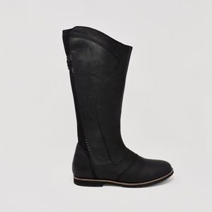 Columbia Waterproof Leather Tall Boots 8.5